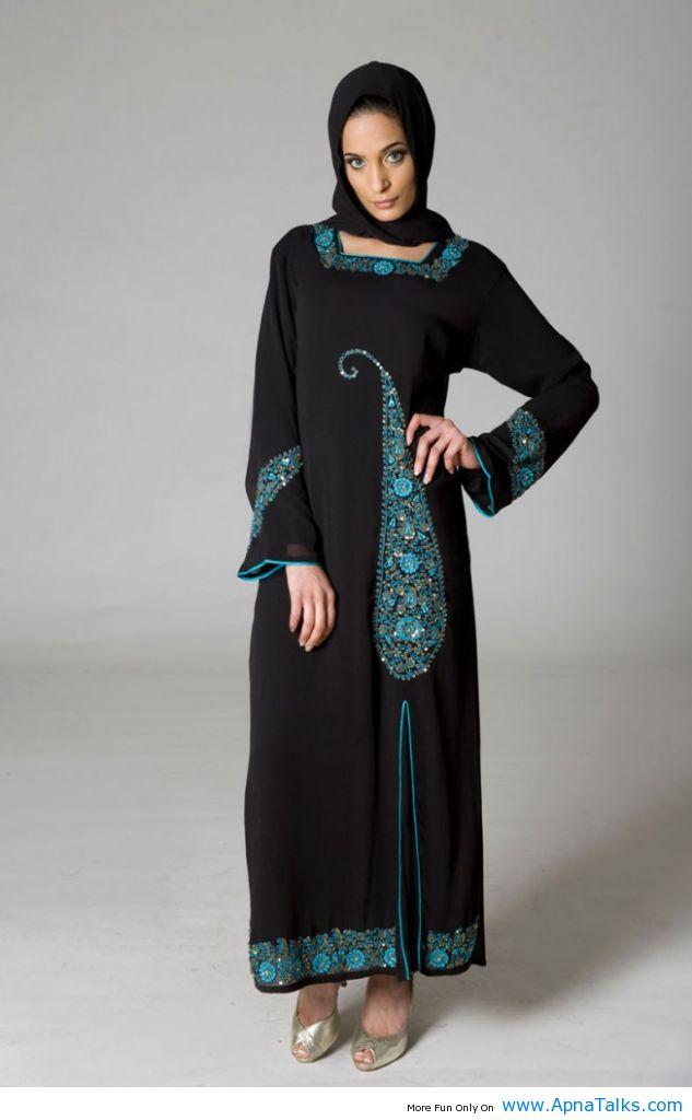 Burka Fashion Design