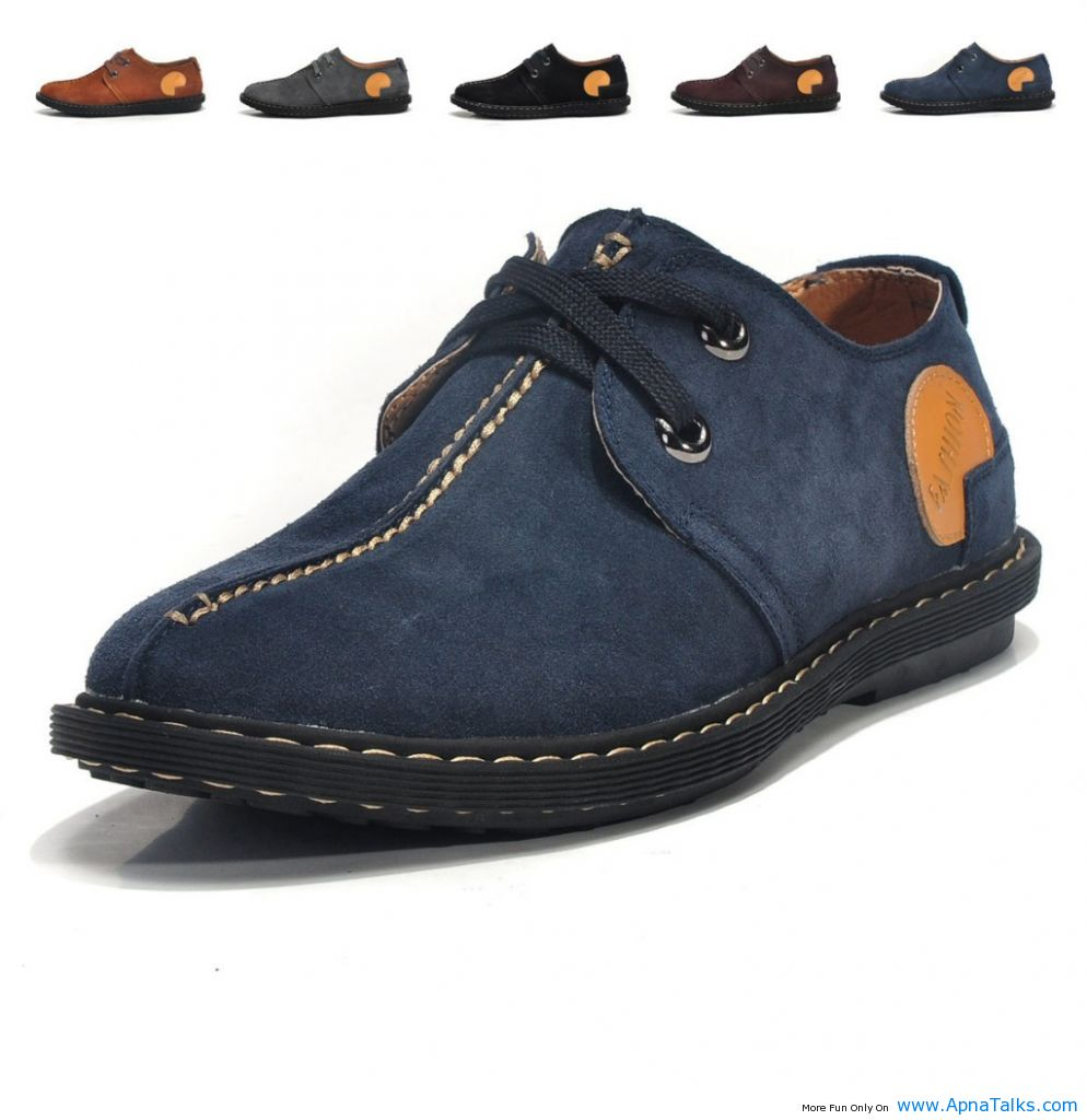 2013 casual genuin leather shoes casual leather shoes
