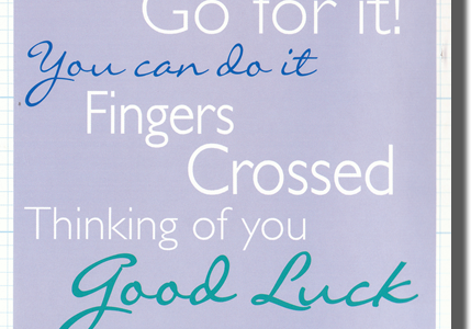 Exam Good Luck Apnatalks