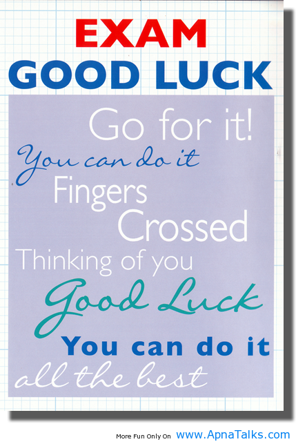 go for it crossed quotes apnatalkscom - Good Luck Quotes