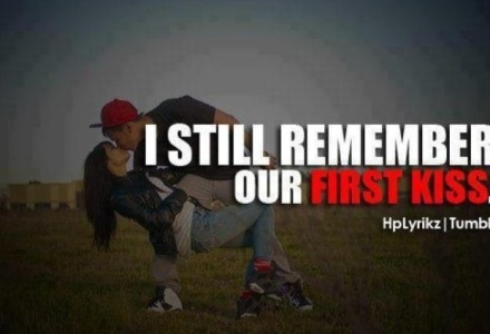 i still remember our first kiss - photo #14